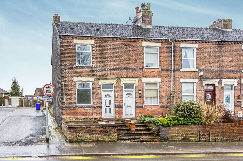 2 Bedrooms Terraced House for sale in Werrington Road, Stoke-On-Trent, ST2