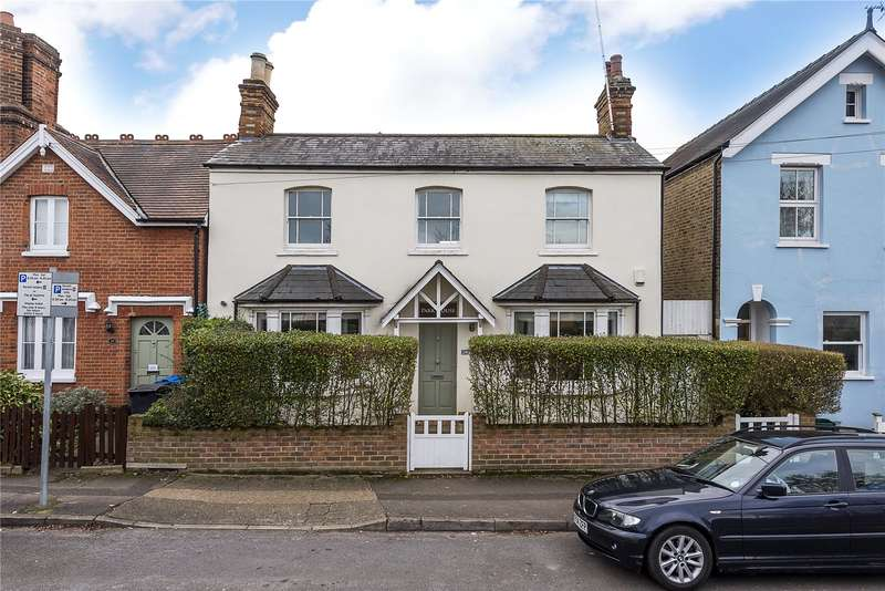 3 Bedrooms Detached House for sale in Princes Road, Kingston upon Thames, KT2