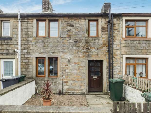 2 Bedrooms Terraced House for sale in Short Row, Low Moor, Bradford, West Yorkshire