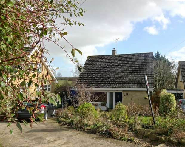 3 Bedrooms Detached House for sale in 25 Southleigh, Bradford on Avon, Wiltshire