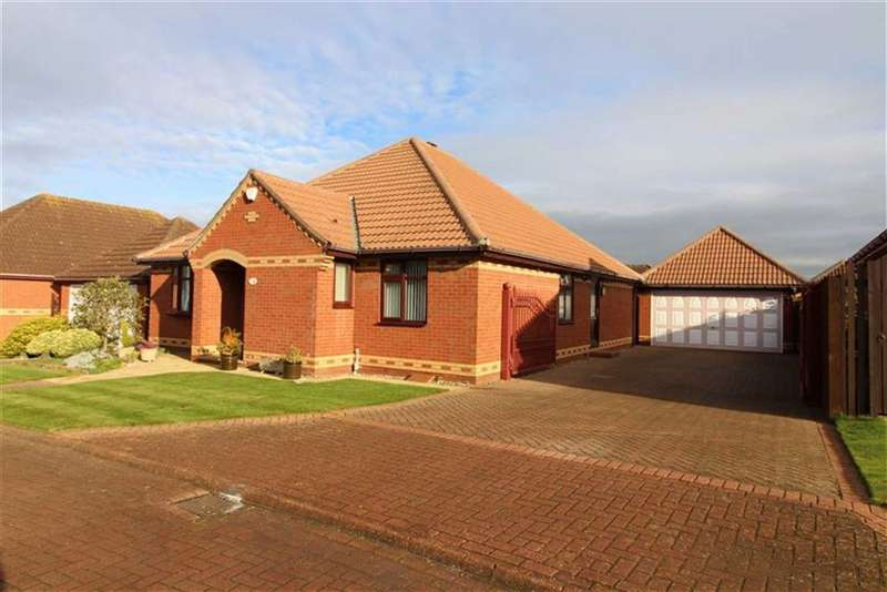 3 Bedrooms Detached Bungalow for sale in South Rise, Skidby