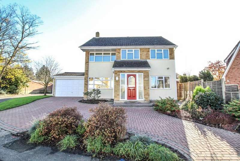 4 Bedrooms Detached House for sale in Tree Tops, Brentwood, Essex, CM15