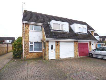 3 Bedrooms Semi Detached House for sale in Tollgate, Bretton, Peterborough, Cambridgeshire