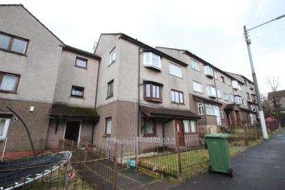 2 Bedrooms Flat for sale in Lentran Street, Glasgow, Lanarkshire