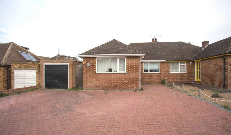 3 Bedrooms Bungalow for sale in Parkfield Road, Rainham
