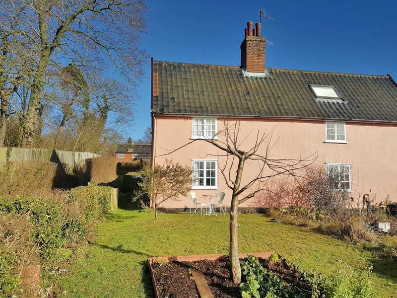 1 Bedroom Semi Detached House for rent in Low Road, Marlesford
