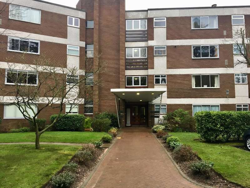 3 Bedrooms Apartment Flat for rent in Richmond Hill Road, Edgbaston, Birmingham, B15 3RY