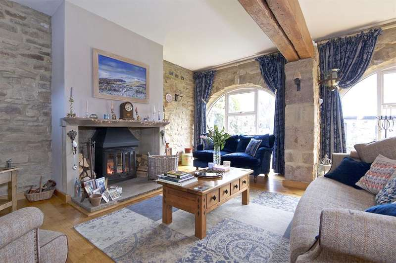4 Bedrooms Barn Conversion Character Property for sale in Beck Farm Barn, Micklethwaite