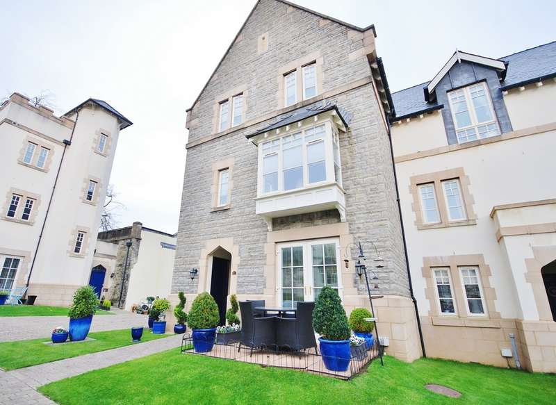 3 Bedrooms Town House for sale in Western Courtyard, Talygarn Manor, Talygarn, Pontyclun, CF72 9WR