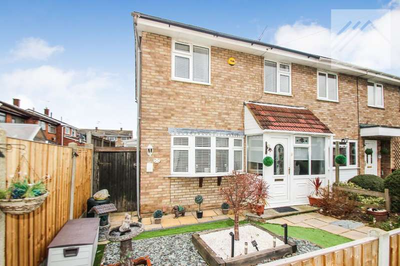 4 Bedrooms Terraced House for sale in Greenways, Canvey Island