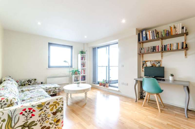 1 Bedroom Flat for sale in Devonport Street, Shadwell, E1