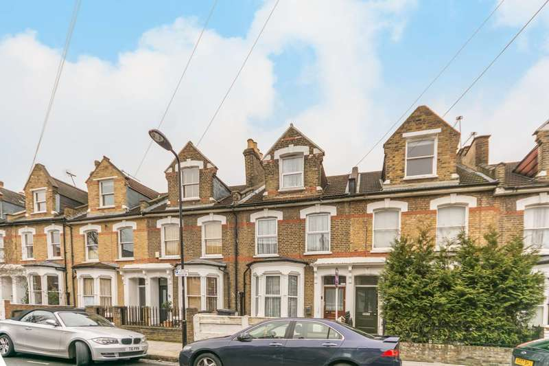 4 Bedrooms Terraced House for sale in Brighton Road, Stoke Newington, N16