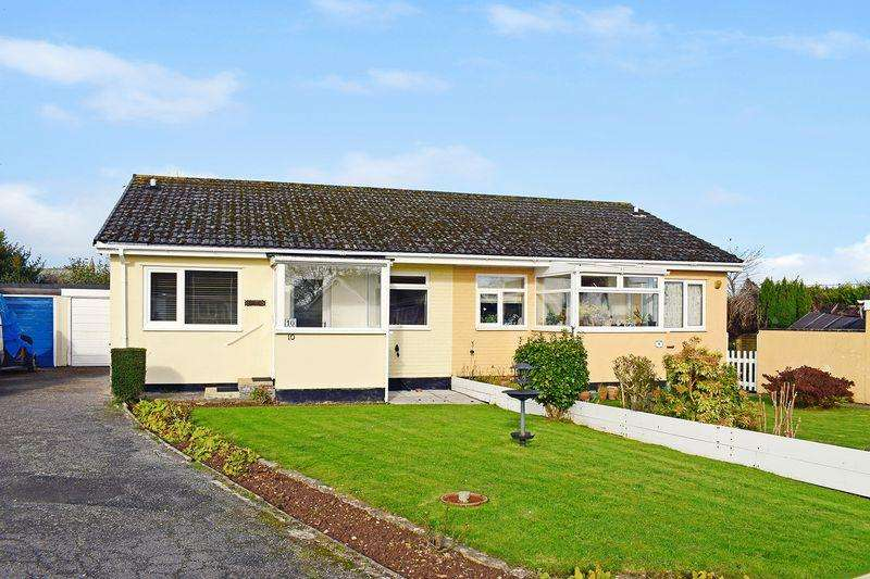 2 Bedrooms Semi Detached Bungalow for sale in Dobwalls, Liskeard