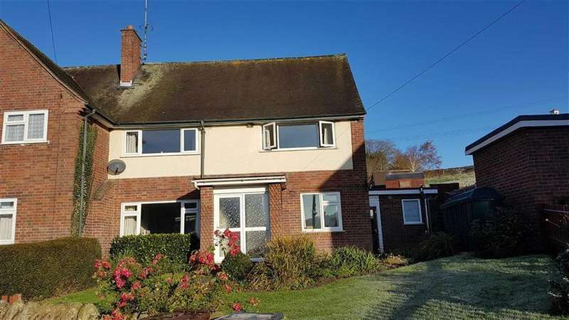 4 Bedrooms Semi Detached House for rent in School Bank, Bewdley, DY12