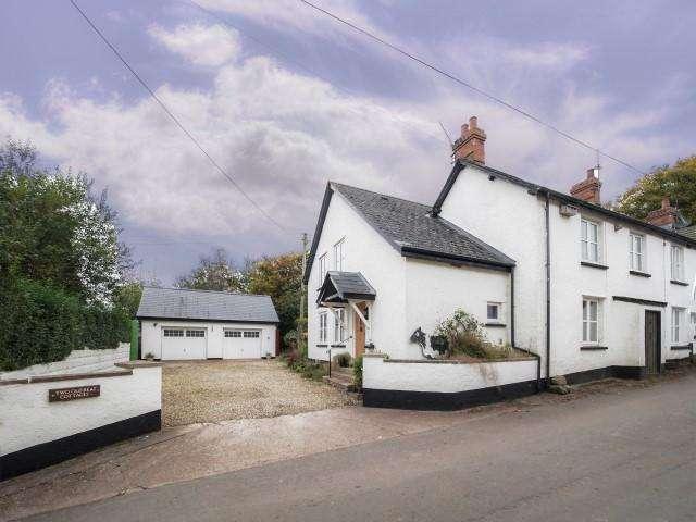 4 Bedrooms Semi Detached House for sale in Old Beat, Maidendown, Burlescombe, Devon EX16