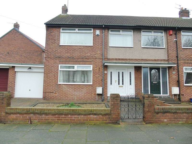 3 Bedrooms Property for sale in Verne Road, North Shields, Tyne and Wear, NE29 7DP