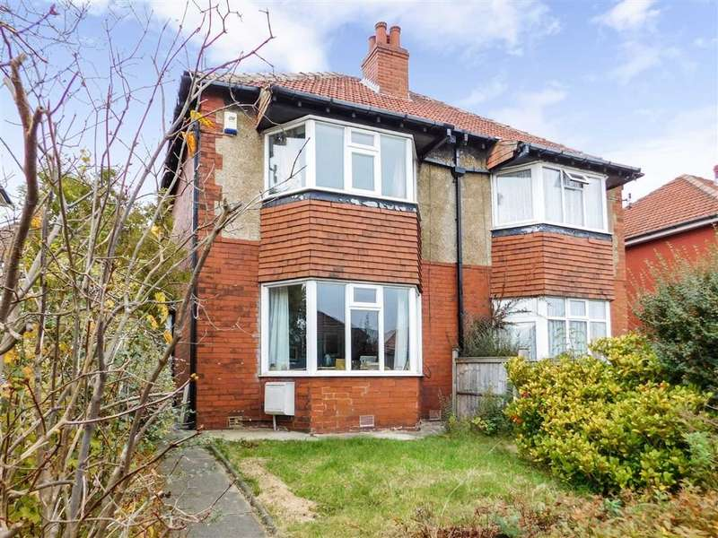 2 Bedrooms Semi Detached House for sale in South Avenue, Fartown, Huddersfield
