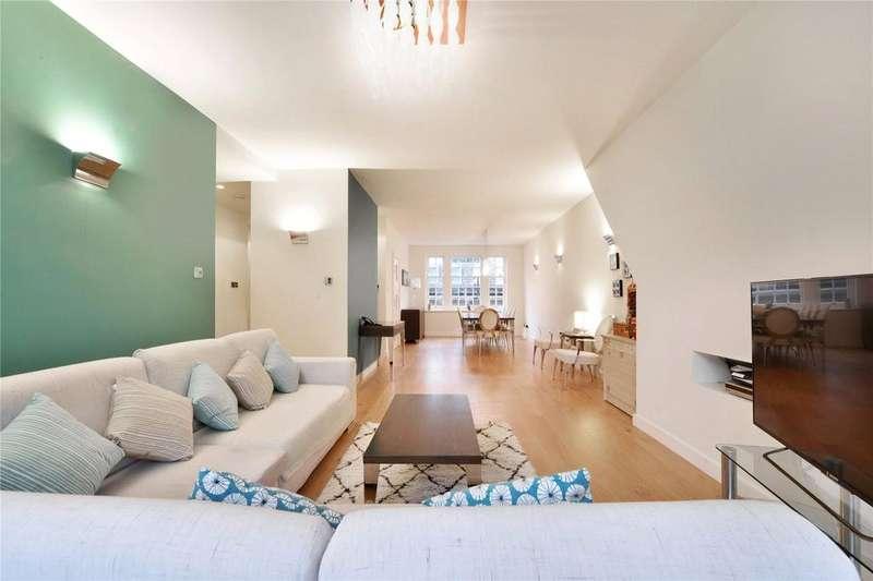 4 Bedrooms Flat for sale in Swinton House, 89 Gloucester Terrace, London