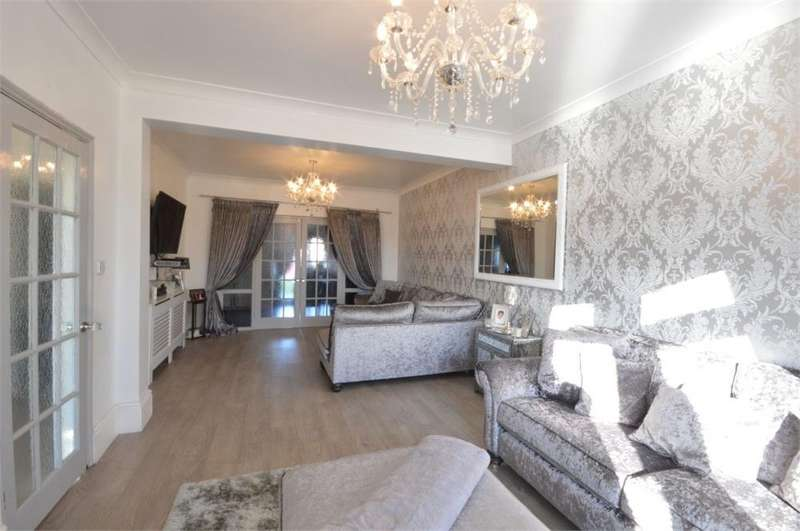 4 Bedrooms Semi Detached House for sale in Woolwich Road, Upper Belvedere