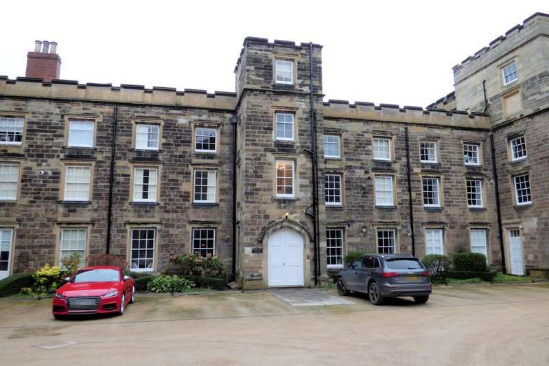 2 Bedrooms Apartment Flat for sale in Bretby Hall, Bretby