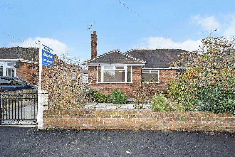 2 Bedrooms Semi Detached Bungalow for sale in Springfield Road, Widnes