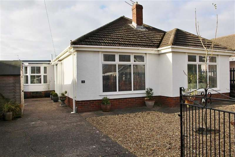 3 Bedrooms Detached Bungalow for sale in Moorland Avenue, Newton