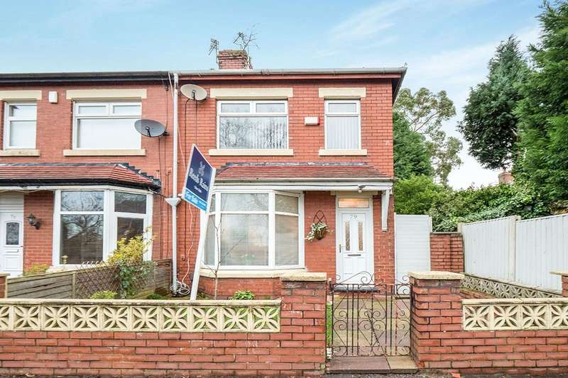 2 Bedrooms Semi Detached House for sale in Guildford Road, Levenshulme, Manchester, M19