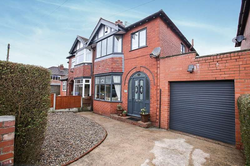 3 Bedrooms Semi Detached House for sale in Montagu Road, STOCKPORT, SK2