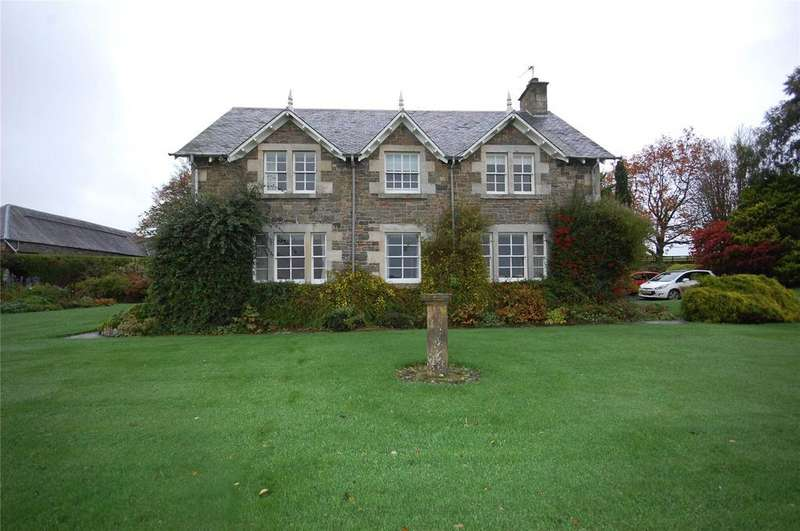 4 Bedrooms Detached House for rent in Shawburn Farmhouse, Selkirk, Scottish Borders, TD7