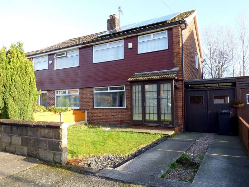 3 Bedrooms Semi Detached House for sale in Russell Road, Huyton, Liverpool