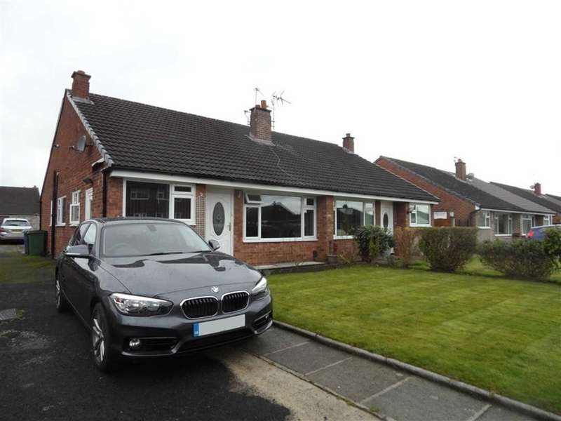 3 Bedrooms Semi Detached Bungalow for sale in Birchdale Avenue, Heald Green