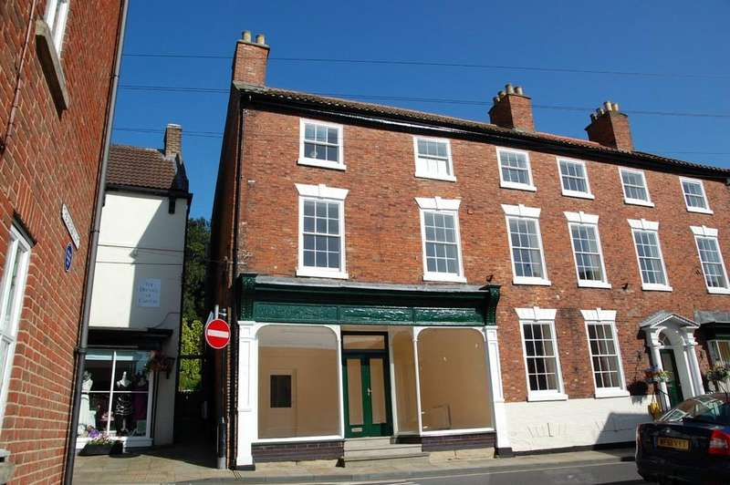 Studio Flat for rent in South Street, Caistor, Lincolnshire