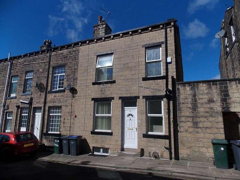 2 Bedrooms Terraced House for rent in Raven Street, Bingley