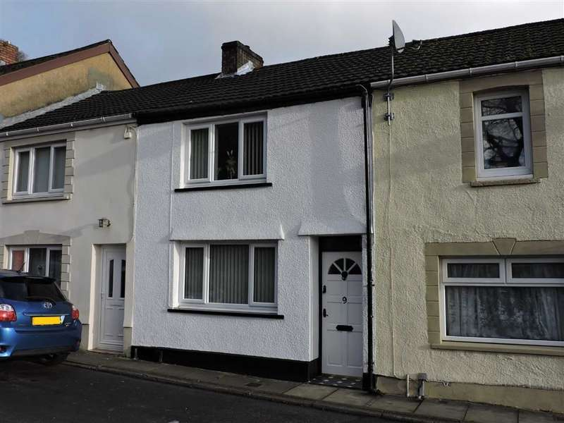 2 Bedrooms Terraced House for sale in Glebeland Street, Cadoxton