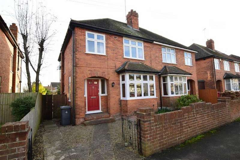 3 Bedrooms Semi Detached House for sale in South View Avenue, Caversham, Reading