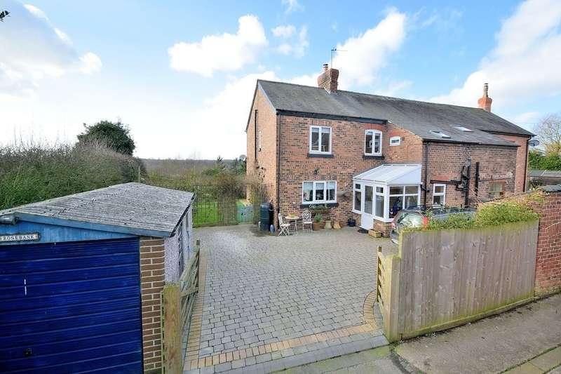 4 Bedrooms Semi Detached House for sale in Windmill Lane, Preston On The Hill, Warrington, WA4