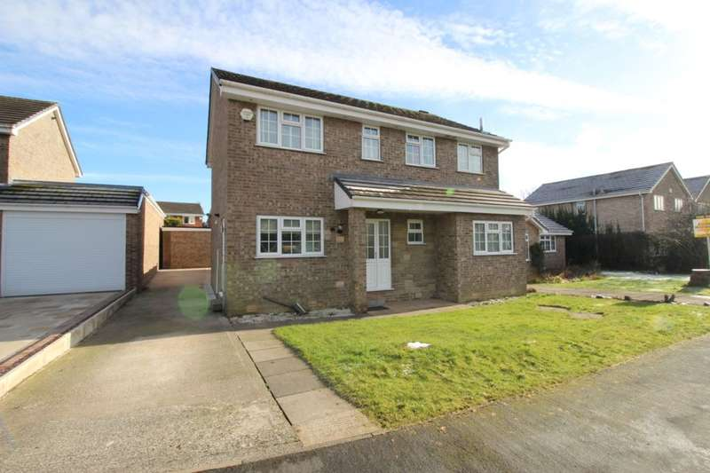 4 Bedrooms Detached House for sale in Elmwood, Chorley, PR7