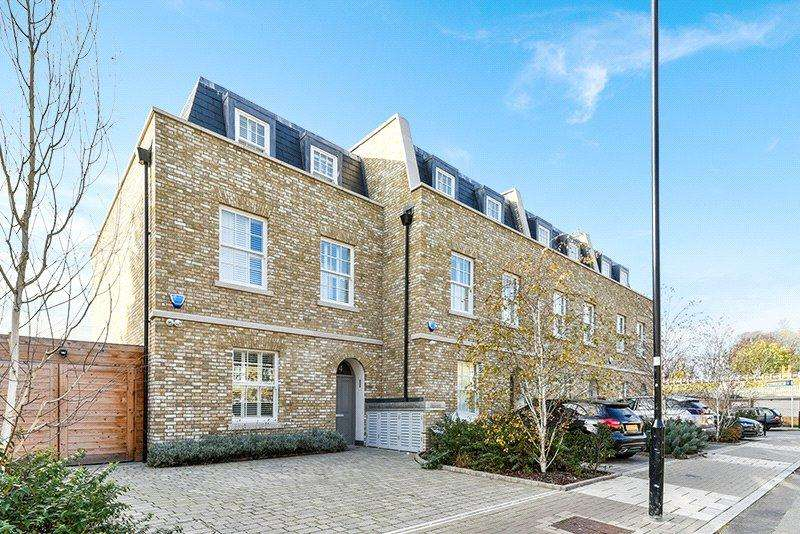 5 Bedrooms Residential Development Commercial for sale in Bridge Street, Chiswick, London, W4