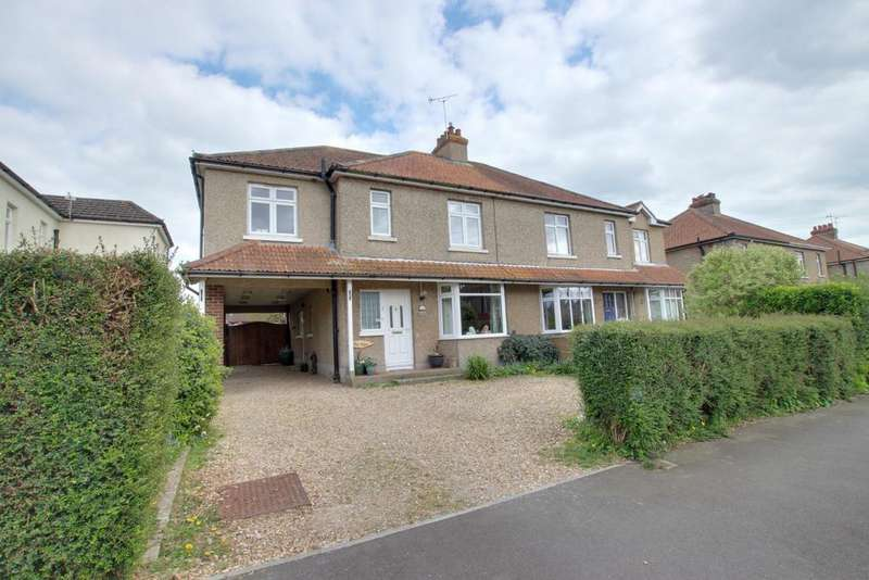 4 Bedrooms Semi Detached House for sale in Bedhampton