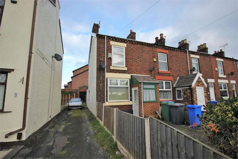 2 Bedrooms Terraced House for sale in Dundalk Road, Widnes, Cheshire