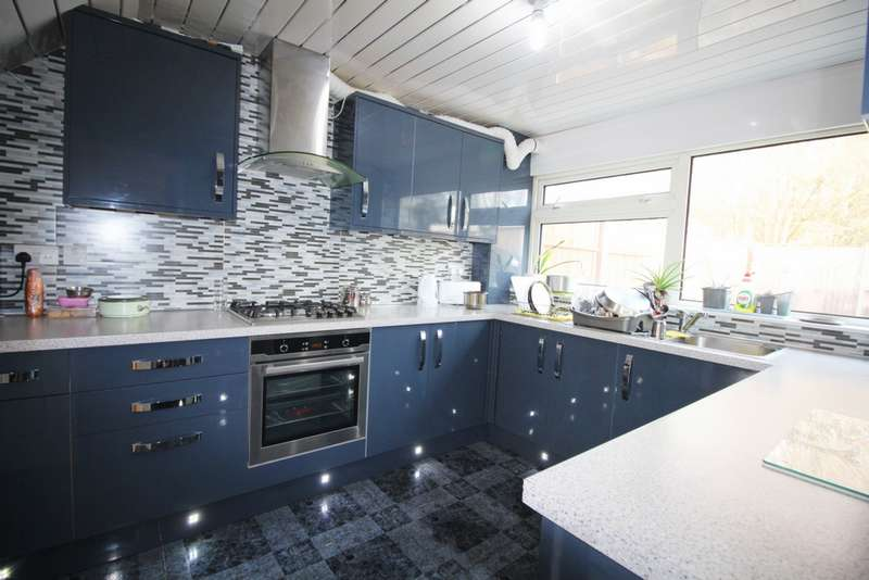 3 Bedrooms Town House for sale in Dunsville Walk, Leicester, LE4