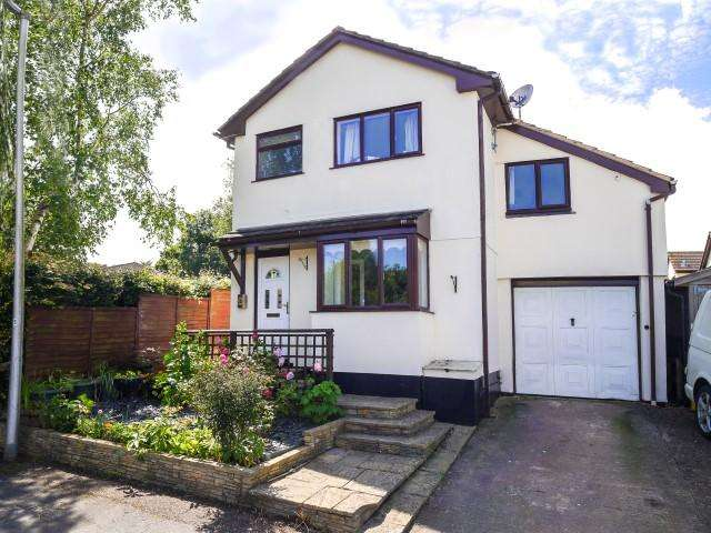 4 Bedrooms Detached House for sale in Parklands, Hemyock, Cullompton EX15