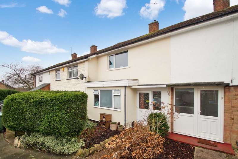 2 Bedrooms Terraced House for sale in Millfield Walk, Hemel Hempstead