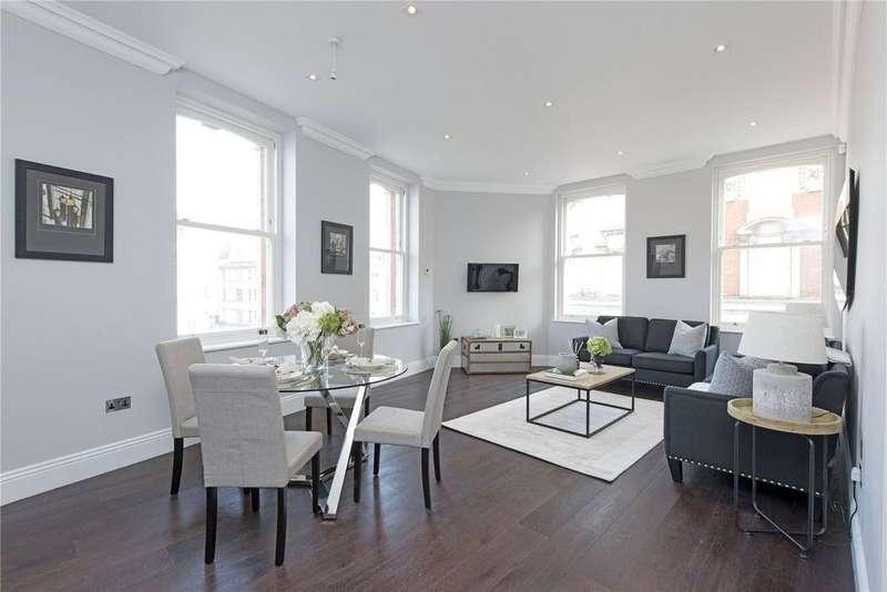 2 Bedrooms Flat for sale in St. John's Road, Clapham Junction, Battersea, London, SW11