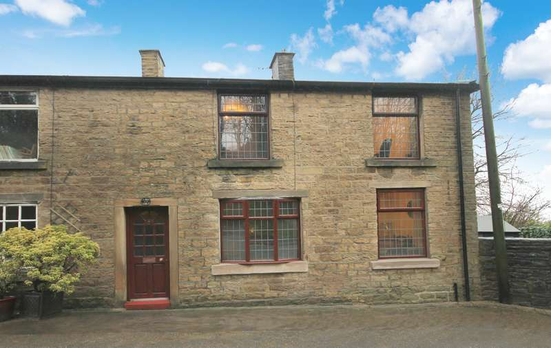 2 Bedrooms Semi Detached House for sale in Whalley Road, Ramsbottom, Bury, BL0 0DG