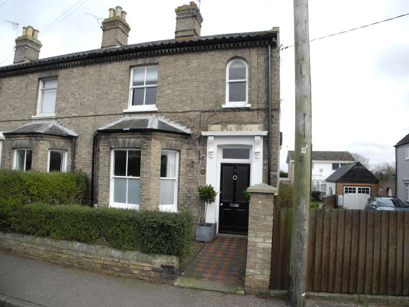 4 Bedrooms Town House for sale in St Johns Road, Bungay