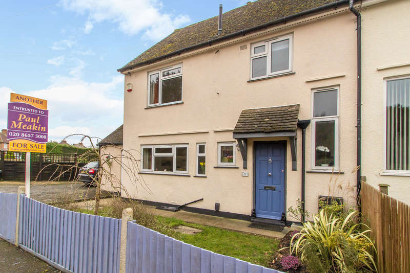 3 Bedrooms End Of Terrace House for sale in Ward Lane, Warlingham, CR6 9NQ