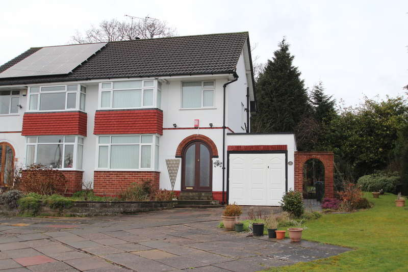 3 Bedrooms Semi Detached House for sale in Tennal Grove, Harborne