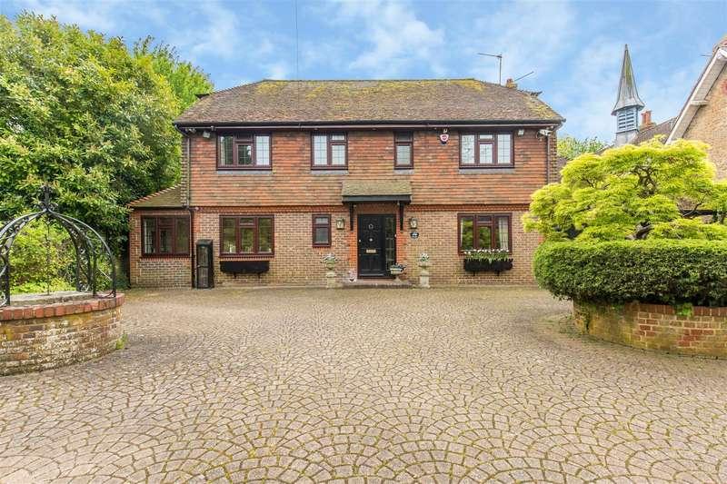 3 Bedrooms Detached House for sale in High Street, Brasted, Westerham