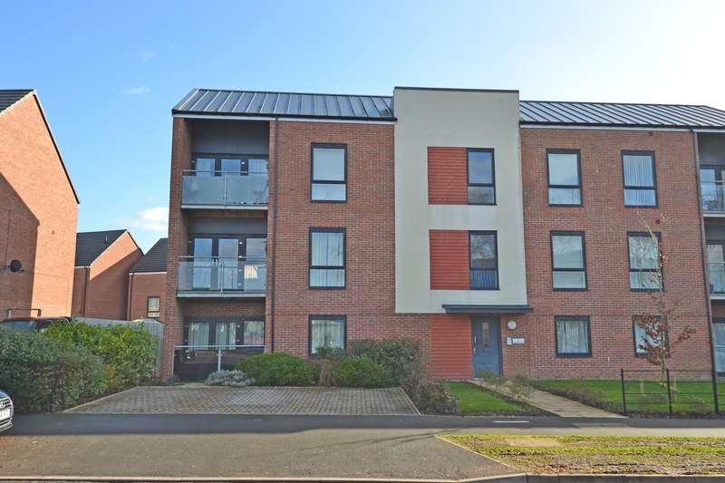 1 Bedroom Apartment Flat for sale in Frogmill Road, Birmingham, B31